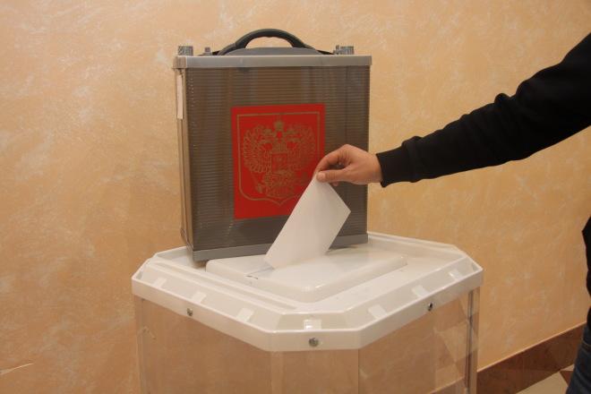 ВКоми начался единый день голосования