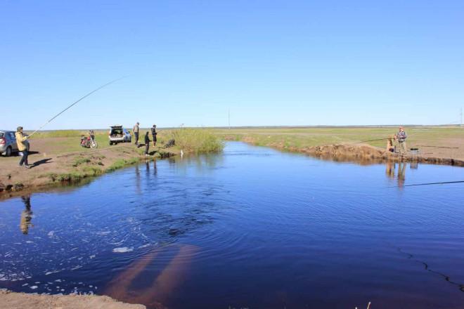рыбалка в бердюжском районе тюменской области