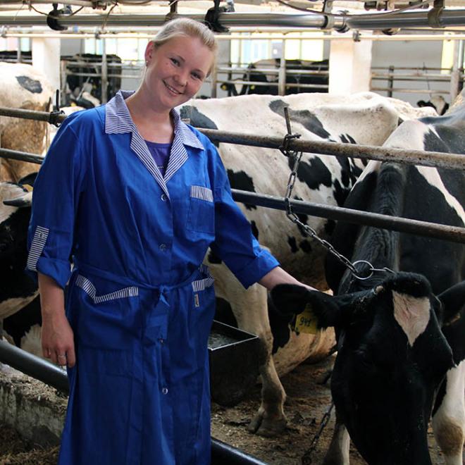 нашарила картинки о профессии животновода десяти синичек