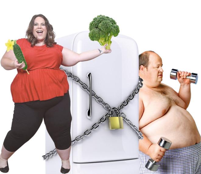Ожирение видео похудение